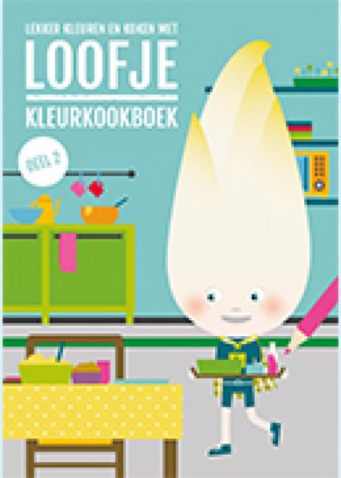 Kleurkookboek - Witloof - 2