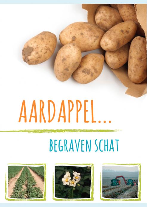 Aardappel, begraven schat - Informatiefolder