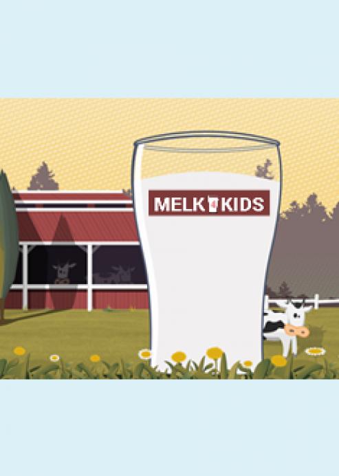 Melk4kids - Bedrijfsbezoek
